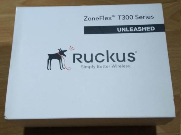 Ruckus Wireless ZoneFlex T300 Unleashed Outdoor Access Point
